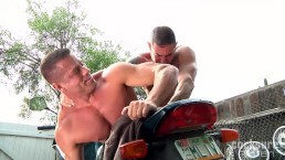 Easy Riders - Nick Moretti and Tyler Saint