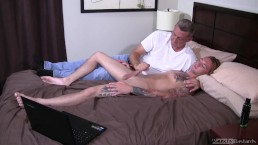 Straight Teenager Tricked Into Gay Sex With Daddy