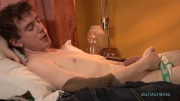 RedHead Wank - Bachelor Party