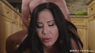 Step Mom Needs Some Spring Dick - Brazzers Boobs son