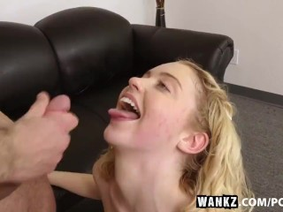 WANKZ- Poor Teen Chloe Couture Gets Pounded