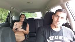 Fucking in Public (Roadside Sex - Ft. Lauderdale I-95)
