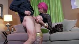 Bagging a Stripper! PT 1