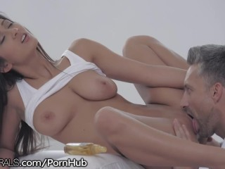 The Incredibles Porn Game Fucking, 21Naturals Romanitc Morning for Busty Babe Brunette Pornstar Euro
