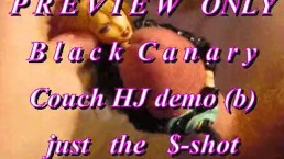 PREVIEW Black Canary couch HJ demo (b)preview