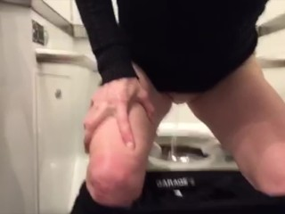 Peeing on the Train