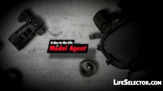 A agent the model life in of day a vaginal annie