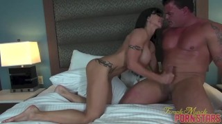 Muscle fucked female porn getting jewels jade star cougar fitness
