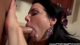 Sexy MILF Veronica Avluv is just perfect for your sexual needs