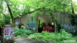 Abandoned Destroyed Building Quikie BJ
