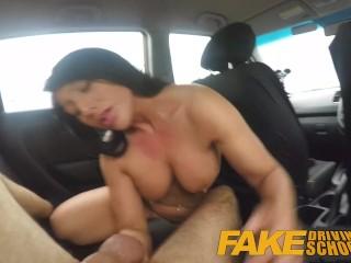 Fake autoškola! – Exotická studentka