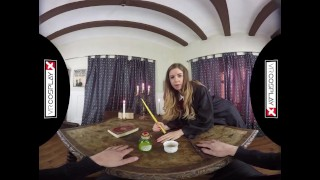 VR Porn Fucking Hermione Scene With Stella Cox VR CosplayX Anal bubble