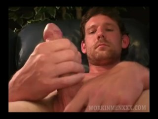 Mature Amateur Josh Jacks Off