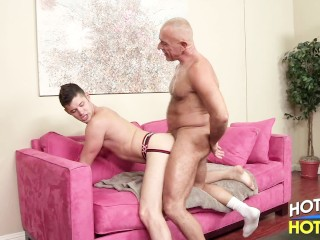 Rex Silver and Chase Young