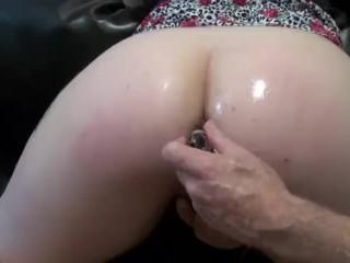 Anna Oksana anal
