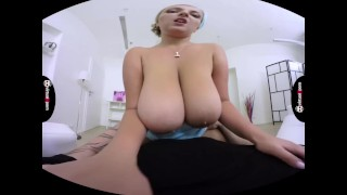 chubby stewardess Krystal Swift fucked Czech reality