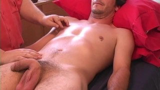 A Blast From The Past - David Fingering orgasm