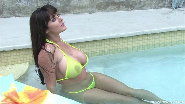 Edyta sliwinska bikini photos Micro bikini photo shoot video