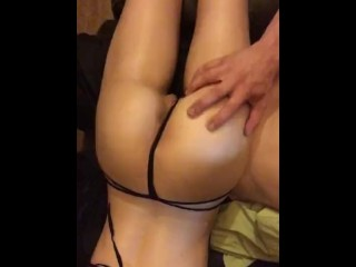 Ass Slapping