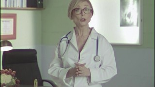 Pornhub Cares Presents Nina Hartley's Old School: A Guide to 65+ Safe Sex Tits blonde