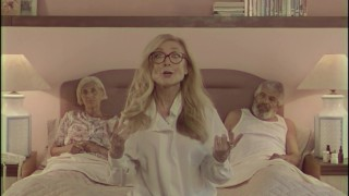 Pornhub Cares Presents Nina Hartley's Old School: A Guide to 65+ Safe Sex Cock group