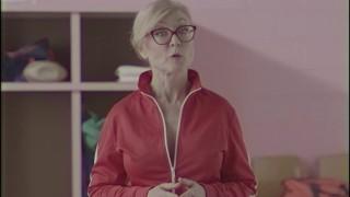 Pornhub Cares Presents Nina Hartley's Old School: A Guide to 65+ Safe Sex