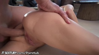 Doris Ivy Facefucked and Anal Reaming Doggystyle ts