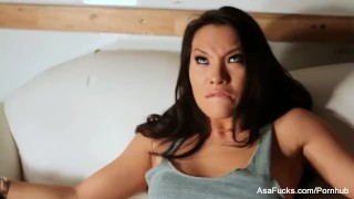 Stockholm syndrome with Asa Akira and Dani Daniels  babe asian pornstar puba asaakira tattoo skinny toys hardcore lesbian japanese brunette asafucks pussy licking sex toys natural tits adult toys girl on girl tied up