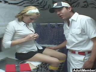AdultMemberZone - Kinky Lexi loves to fulfill a dirty mans fantasy