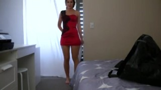 Step mom dressing taboo. Black cock