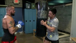 ExtraBigDicks Hard Body Sean Duran Tops Trainer
