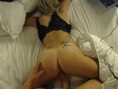 Big Titted Triple D Babe Slut Gets Fucked For 40 minutes In A Hotel