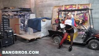 BANGBROS - Behind The Scenes with Marsha May and J-Mac in Cosplay