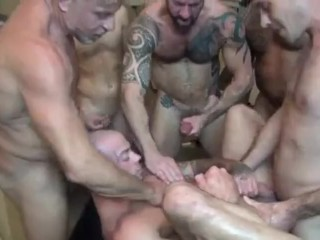 Fetish gay hardcore sex