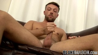 Mastered dirty art of cock has leo twink the jenson jerking solo dick