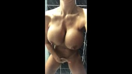 My first sexy shower video