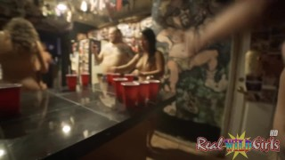 RWG : Naked Sorority Pool Party Uncensored 1