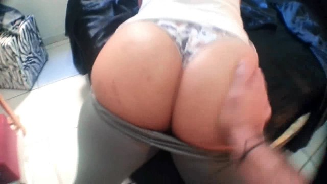 Latina Big Butt Homemade