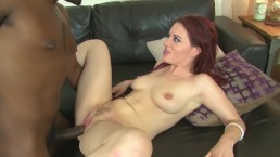 HORNY MILF TAKES FRIENDS ADVICE AND FUCKS BBC