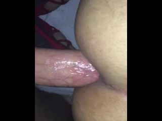 Cross dresser gets fucked by sexy white man