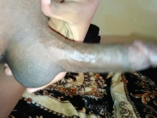 Cock And Balls Shaved And Ready