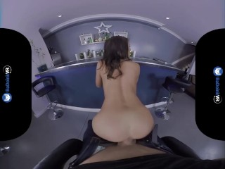 BaDoink VR Adriana Chechik Needs That Fat Cock VR Porn