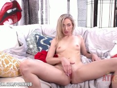 Zoe Parker masturbates to thoughts of the best dick