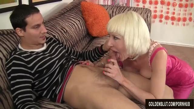 Old Woman Dalny Marga Seduces Boy  Thumbzilla-2185