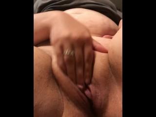 Super Fast Hard Masterbating Orgasm!