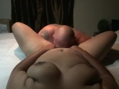 BBW BLACK TEEN GETS EPIC POV PUSSY EATING
