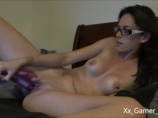 Tiziana cantone porn tube hot tattooed and pierced milf fucks herself mom mother masturbate adult