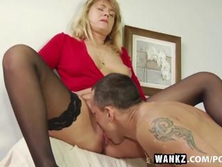 WANKZ- Young Milf Anna
