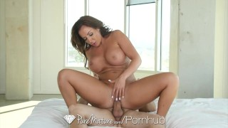Puremature milf and busty after facial yoga richelle stretch ryan fuck hd mother