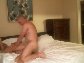 mature gets her pussy eaten and fucked good